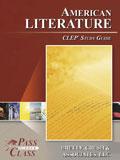 Ebook cover: American Literature CLEP test