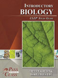 Ebook cover: Biology CLEP test