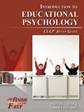 Ebook cover: Educational Psychology CLEP Test