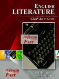 Ebook cover: English Literature CLEP test