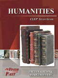 Ebook cover: Humanities CLEP test