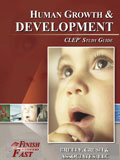 Ebook cover: Human Growth and Development CLEP test