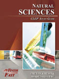 Ebook cover: Natural Sciences CLEP test