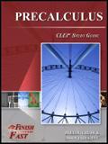 Ebook cover: Precalculus CLEP test