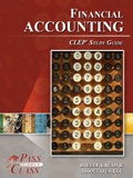 Ebook cover: Principles of Accounting CLEP test