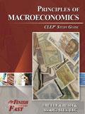 Ebook cover: Principles of Macroeconomics CLEP test