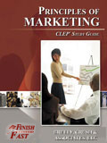 Ebook cover: Marketing CLEP test