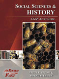 Ebook cover: Social Sciences and History CLEP test