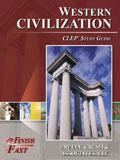 Ebook cover: Western Civilization CLEP test